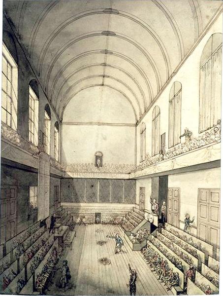"""""""Salle du Manège"""" de les Tulleries"""