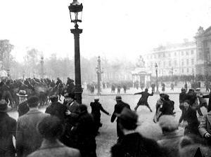 Manifestació dels Camelots du roi, 7 de febrer de 1934