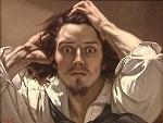 Autorretrat de Gustave Courbet (1843-1845)