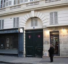 """7, rue de l'Odeon """"Maison des Amis des Livres"""""""