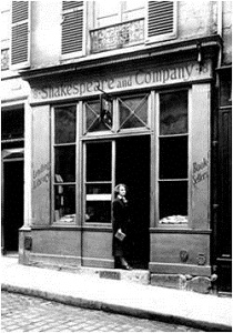 "8, rue Dupuytren Llibreria ""Shakespeare and Company"""