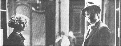 Sylvia Beach i James Joyce