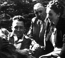 Albert Camus i Jean Grenier, el seu mestre