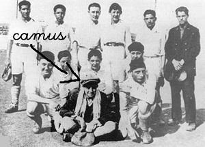 1930, porter de l'equip de futbol R. U. A. a Argel