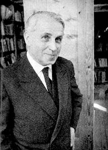 George Bataille, amic de Blanchot.
