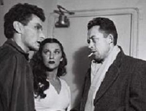 Albert Camus i Maria Casares